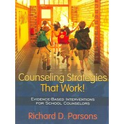Pearson Counseling Strategies that Work! Evidence-based Book, 1st Edition