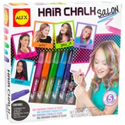 alex hair chalk pens instructions