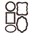 Ashley Die-Cut Magnet Frame, Color Circles on Black
