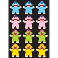 Ashley Die-Cut Magnet, Sock Monkeys