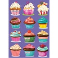Ashley 8 1/2in. x 11in. Die-Cut Magnet, Cupcakes