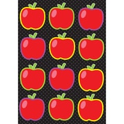 "Ashley 8 1/2"" x 11"" Die-Cut Magnet, Apples"