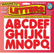Ashley 1 3/4 Magnetic Letter, Red