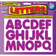 Ashley 1 3/4 Magnetic Letter, Purple