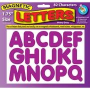 "Ashley 1 3/4"" Magnetic Letter, Purple"