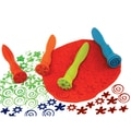 Center Enterprises READY2LEARN™ Easy Grip Pattern Stamper, Assorted