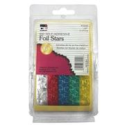 Charles Leonard Sticker, Foil Stars