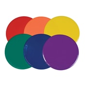 "Champion Sports® 12"" Extra Large Poly Spot Market Set, Assorted"