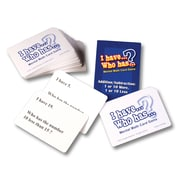 Learning Advantage™ I Have.. Who Has? Addition/Subtraction,... Less Math Card Game