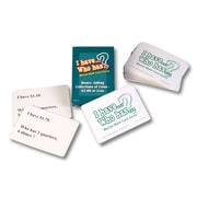 Learning Advantage™ I have... Who has...? Money Adding Coins Math Card Game