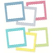 "Creative Teaching Press® 6"" x 6"" Designer Cut-Outs, Chevron Solids"