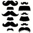 "Creative Teaching Press® 6"" Designer Cut-Outs, Mustache Medley"