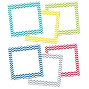 "Creative Teaching Press® 10"" x 10"" Jumbo Designer Cut-Outs, Chevron Solids"