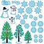 Creative Teaching Press® Bulletin Board Value Pack, Winter