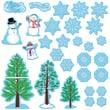 Creative Teaching Press® Bulletin Board Value Pack, Winter Essentials