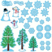 Creative Teaching Press® Bulletin Board Value Pack, Winter Essentials