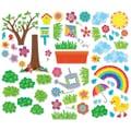 Creative Teaching Press® Bulletin Board Value Pack, Spring Essentials