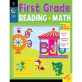 Creative Teaching Press® First Grade Reading & Math Jumbo Workbook, Grade 1