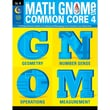 Creative Teaching Press® The Math Gnome & Common Core 4 Resource Book, Grade Kindergarten