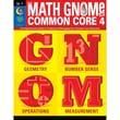 Creative Teaching Press® The Math Gnome & Common Core 4 Resource Book, Grade 1