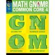 Creative Teaching Press® The Math Gnome & Common Core 4 Resource Book, Grade 2