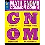 Creative Teaching Press® The Math Gnome & Common