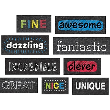 Creative Teaching Press® Reward Sticker, Chalkboard