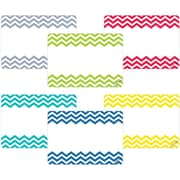 Creative Teaching Press® All Grade Solids Label, Chevron