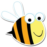Creative Teaching Press® 6 Designer Cut-Outs, Bee
