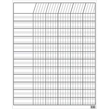 Creative Teaching Press® Incentive Chart, White