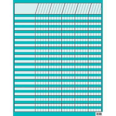 Creative Teaching Press® Incentive Chart, Turquoise