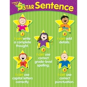 Creative Teaching Press® 5-Star Sentence Common Core Chart, Grades K - 2
