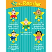 Creative Teaching Press® 5-Star Reader Common Core Chart, Grades K - 2