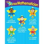 Creative Teaching Press® 5-Star Mathematician Common Core Chart, Grades K - 2