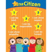 Creative Teaching Press® 5-Star Citizen Chart, Grades K - 2