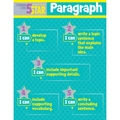 Creative Teaching Press® 5-Star Paragraph Common Core Chart, Grades 3 - 5