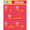 Creative Teaching Press® 5-Star Citizen Chart, Grades 3 - 5