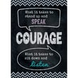 Creative Teaching Press® 13 3/8in. x 19in. Inspire U Poster, Courage