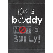 "Creative Teaching Press® 13 3/8"" x 19"" Inspire U Poster, Be a Buddy Not a Bully"