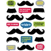 Creative Teaching Press® Reward Sticker, Mustache
