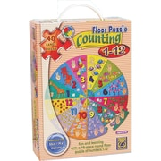 Learning Advantage™ Floor Puzzle, Counting 1-12