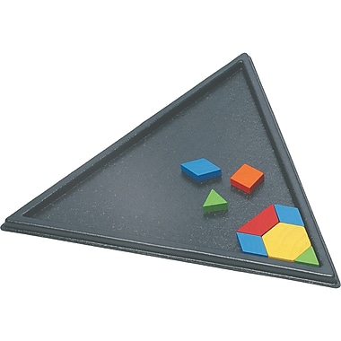 Learning Advantage™ Triangle Pattern Block Tray