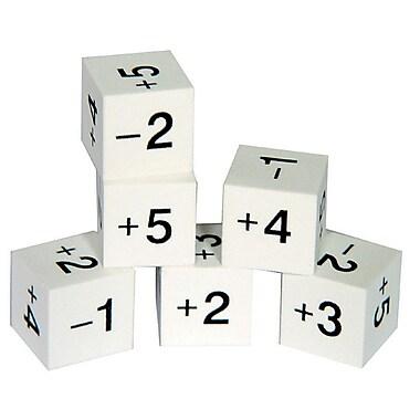 Learning Advantage™ Foam Positive & Negative Number Dice Game