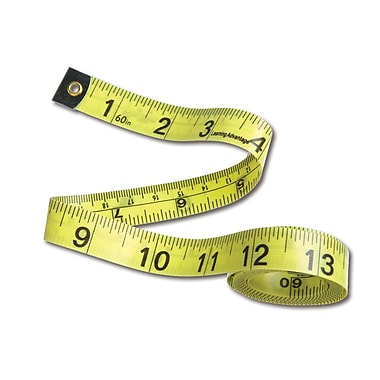 Learning Advantage™ English/Metric Measure Tape, 60