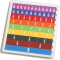 Learning Advantage™ Fraction Tiles With Tray, 52 Pieces/Pack
