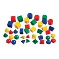 Learning Advantage™ Mini Geometric Solids, 40/Pack