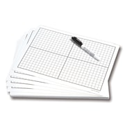 Learning Advantage™ 9 x 12 X-Y Axis Grid Board, 30/Set