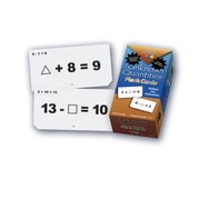Learning Advantage™ Flash Card, Unknown Quantities Addition & Subtraction