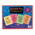 Dowling Magnets 9in. x 12in. Magnetic Playboard, 5/Pack