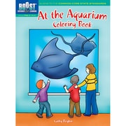 Dover® Boost™ At the Aquarium Coloring Book